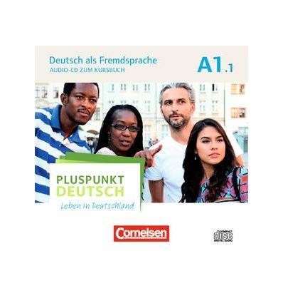 Pluspunkt Deutsch NEU A1/1 Audio-CD Jin, F ISBN 9783061205652