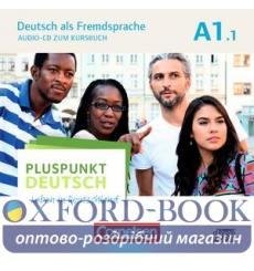 Pluspunkt Deutsch NEU A1/1 Audio-CD Jin, F 9783061205652 купить Киев Украина