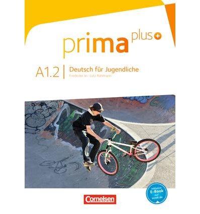 Книга Prima plus A1/2 Schulerbuch Jin, F ISBN 9783061206390
