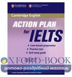 Підручник Action Plan for IELTS General Module Self-study Students Book Jakeman, V ISBN 9780521615310