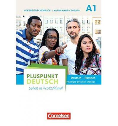 Книга Pluspunkt Deutsch NEU A1 Vokabeltaschenbuch Deutsch - Russisch Schote, J ISBN 9783061205706