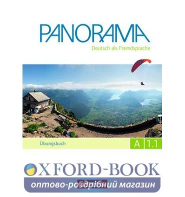 Тетрадь Panorama A1.1 Ubungsbuch mit CD Finster, A ISBN 9783061205614