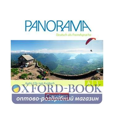 Учебник Panorama A1 Audio-CDs zum Kursbuch B?schel, C ISBN 9783061205850