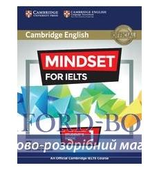 Книга Mindset for IELTS Level 1 students book with Testbank and Online Modules 9781316640050 купить Киев Украина