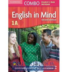 Учебник English in Mind Combo 1A Students Book+workbook with DVD-ROM Puchta, H 3rd Edition 9780521183260 купить Киев Украина