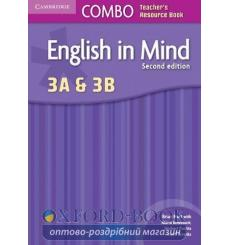 Книга English in Mind Combo 3A and 3B Teachers Resource Book Hart B 2nd Edition 9780521279819 купить Киев Украина