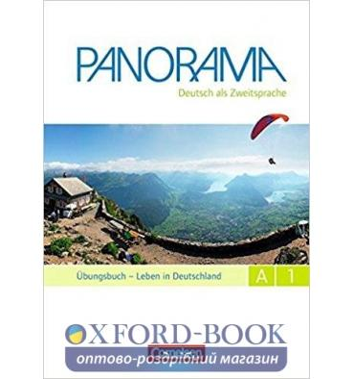Тетрадь Panorama A1 Ubungsbuch DaZ mit Audio-CDs Finster, A ISBN 9783061204846