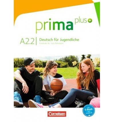 Книга Prima plus A2/2 Schulerbuch Jin, F ISBN 9783061206499
