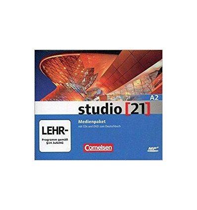 Studio 21 A2 Medienpaket Mit Audio-CDs und Video-DVD Funk, H ISBN 9783065205771