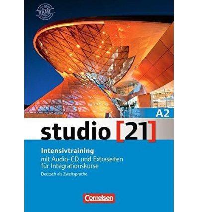 Studio 21 A2 Intensivtraining Mit Audio-CD und Extraseiten fUr Integrationskurse Niemann, R ISBN 9783065203814