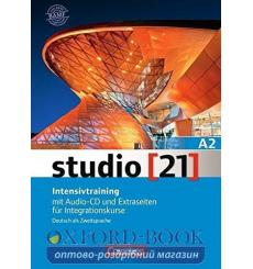 Studio 21 a2 Intensivtraining Mit Audio-CD und Extraseiten fur Integrationskurse Niemann R 9783065203814 купить Киев Украина
