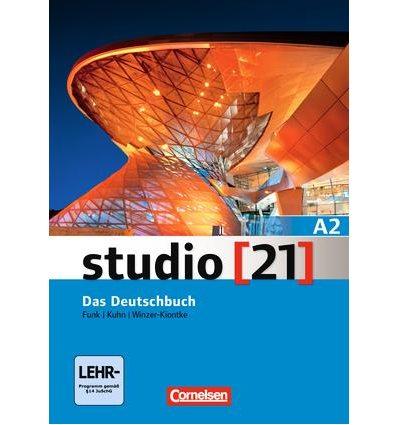 Studio 21 A2 Deutschbuch mit DVD-ROM Funk, H ISBN 9783065205740