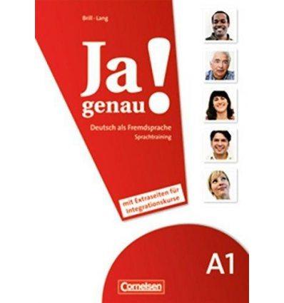 Книга Ja genau! A1 Sprachtraining DaZ mit Differenzierungsmaterial Brill, J ISBN 9783060241637
