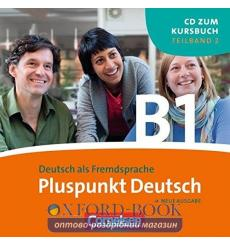 Pluspunkt Deutsch b1.2 Audio CD Schote J 9783060243242 купить Киев Украина