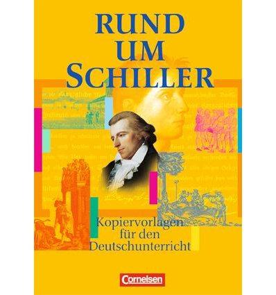 Книга Rund um...Schiller Kopiervorlagen ISBN 9783464121740