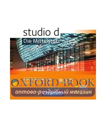 Studio d B2/2 Audio CD Kuhn, Ch ISBN 9783060200870