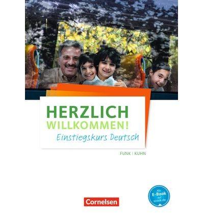 Рабочая тетрадь Herzlich willkommen! Einstiegskurs Deutsch Arbeitsheft Mit Audio-Dateien als MP3-Download ISBN 9783061217785