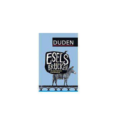 Книга EselsbrUcken: Die besten Merks?tze und ihre Bedeutung ISBN 9783411041848