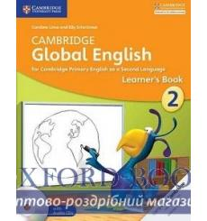 Книга Cambridge Global English 2 Learners Book with Audio CD Boylan, J ISBN 9781107613805 купить Киев Украина