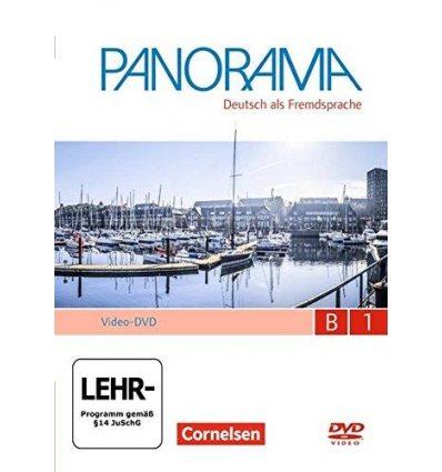 Panorama B1 Video-DVD ISBN 9783061206154