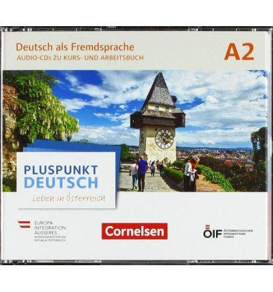 Рабочая тетрадь Pluspunkt Deutsch - Leben in ?sterreich A2 Audio-CDs Kursbuch und Arbeitsbuch ISBN 9783065212632