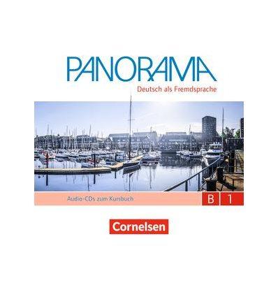 Учебник Panorama B1 Audio-CDs zum Kursbuch ISBN 9783061205898
