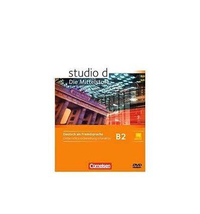 Studio d B2 Band 1 und 2 Unterrichtsvorbereitung interaktiv auf CD-ROM Funk, H ISBN 9783060206124