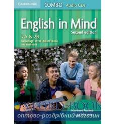 English in Mind Combo 2A and 2B Audio CDs (3) Puchta H 2nd Edition 9780521183222 купить Киев Украина