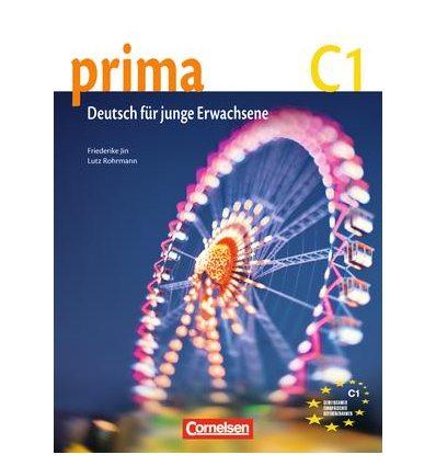 Учебник Prima-Deutsch fur Jugendliche 7 (C1) Schulerbuch Jin, F ISBN 9783060206940