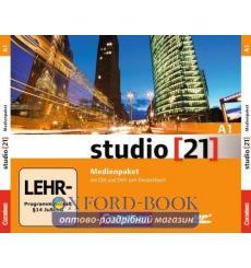 Studio 21 a1 Medienpaket Audio CDs (4) mit DVD Funk H 9783065205252 купить Киев Украина