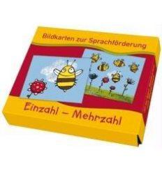 Книга Bildkarten: Einzahl - Mehrzahl ISBN 9783834603579