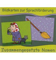 Книга Bildkarten: Zusammengesetzte Nomen ISBN 9783834604644