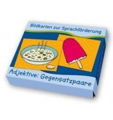 Книга Bildkarten: Adjektive: Gegensatzpaare ISBN 9783834606372