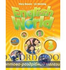 English World 3 Pupil's Book with eBook