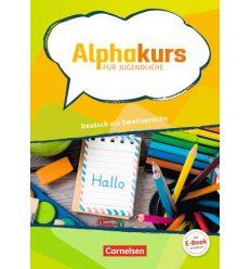 Учебник Alphakurs f?r Jugendliche Deutsch als Zweitsprache Kursbuch ISBN 9783065209052