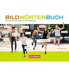 Книга BildwOrterbuch Deutsch als Zweitsprache fUr Jugendliche ISBN 9783065208994