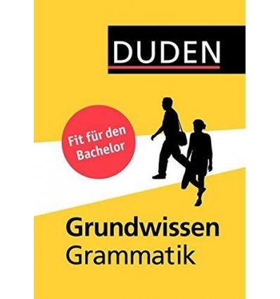 Грамматика Grundwissen Grammatik : Fit fUr den Bachelor ISBN 9783411732722