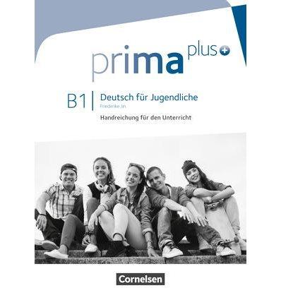 Книга Prima plus B1 Handreichungen fUr den Unterricht ISBN 9783061206574