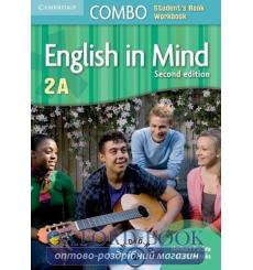 Учебник English in Mind Combo 2A Students Book+workbook with DVD-ROM Puchta, H  3rd Edition 9780521183291 купить Киев Украина