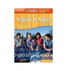 Учебник English in Mind Combo Starter B Students Book+workbook with DVD-ROM Puchta, H  3rd Edition 9780521183253 купить Киев ...