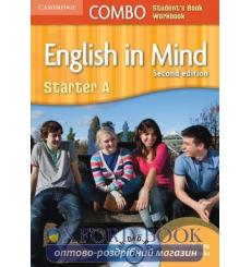 Учебник English in Mind Combo Starter A Students Book+workbook with DVD-ROM Puchta, H 3rd Edition 9780521183246 купить Киев У...