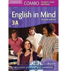 Учебник English in Mind Combo 3A Students Book+workbook with DVD-ROM Puchta, H 3rd Edition 9780521279789 купить Киев Украина