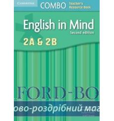 Книга English in Mind Combo 2A and 2B Teachers Resource Book Hart B 2nd Edition 9780521183215 купить Киев Украина