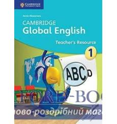 Книга Cambridge Global English 1 Teachers Resource Book ISBN 9781107642263 купить Киев Украина