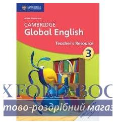 Книга Cambridge Global English 3 Teachers Resource Book ISBN 9781107656741 купить Киев Украина