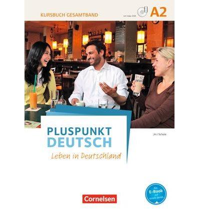 Книга Pluspunkt Deutsch NEU A2 Schulerbuch, berufliche Schulen ISBN 9783065209311