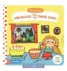 Книга Goldilocks and the Three Bears Rosenberg, N 9781509821044 купить Киев Украина