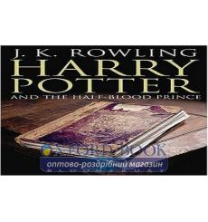 Книга Harry Potter 6 Half Blood Prince [Hardcover] ISBN 9780747581109 купить Киев Украина
