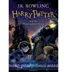 Книга Harry Potter 1 Philosophers Stone Rejacket [Paperback] Rowling, J.K. ISBN 9781408855652 купить Киев Украина