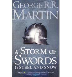 Книга Book 3 Part 1: A Storm Of Swords- Steel And Snow George R. R. Martin купить Киев Украина